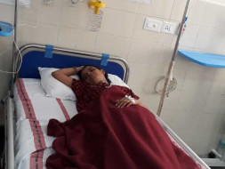 Help Kanchan is suffering from Cervical cancer