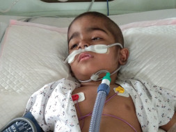 Support 3 Year Old Atharv To Recover From Pulmonary Infection!