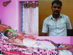 Help Sumesh Kumar Recover From A Stroke