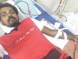 Help Thamarai Fight Chronic Kidney Disease