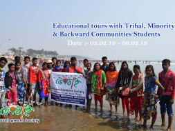 Help Tribal Boys and Girls for Education & Empowering