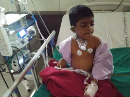 Help Bhuvan fight Liver disease