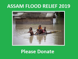 Assam Floods - Relief Appeal.