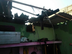 Help These 2 Brothers have a roof over their head after cyclone Fani!