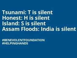 Help Us Provide Relief in Assam!