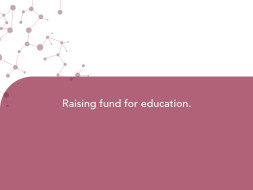 Raising fund for education.