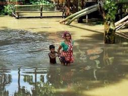 Assam Flood relief