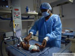 Help Kumudha's Baby Survive