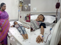 Help Keerithivasan to fight Thalassemia