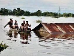 Assam flood relief funds Assam