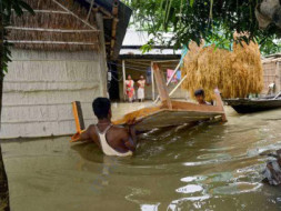 Help Flood or Victims of Assam