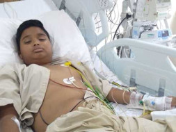 Help Me Treating My Son From Blood Cancer