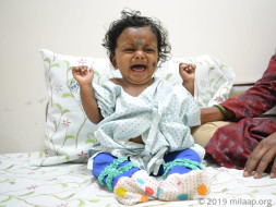 Help Baby Fight Lekana Hepatoblastoma
