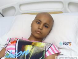 Shagun needs your help to undergo her treatment