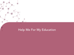 Help Me For My Education