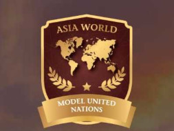 Help me to represent India on an International level in AWMUN.