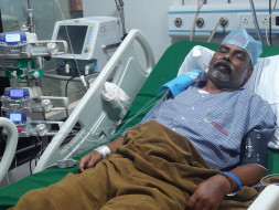 Help Ajit Recover from Arrhythmia