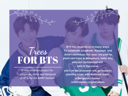 Trees for BTS