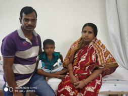 Help Sayan Undergo A Bone Marrow Transplant