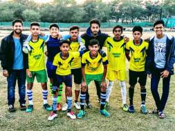 Help these kids bring their football club up