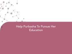 Help Purbasha To Pursue Her Education