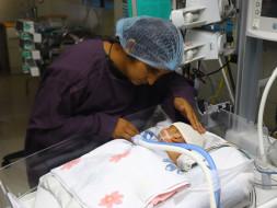 Baby of Rajni needs your help to survive