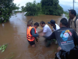 Shelter for Disabled Animals Destroyed in Floods! Help them!