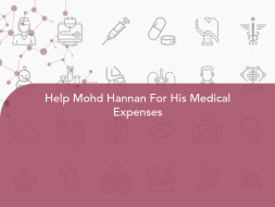 Help Mohd Hannan For His Medical Expenses
