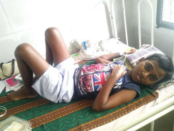 Help This 10 Year Old Boy Fight Class A Anaemia