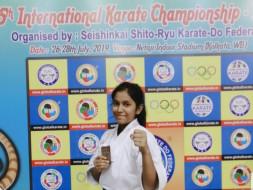 Help My Daughter Rima Win International Karate Championship.