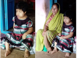 Help Widow Mother And Disabled Girl.