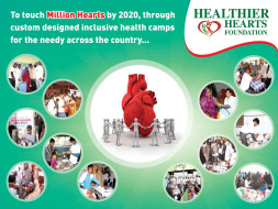 To Touch Million Hearts By 2022