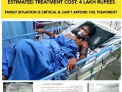 Help Akshit Get Treated
