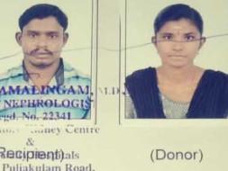 Help Nachiar support her husband