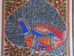 Krityam- Preserving Mithila Art and Support the Artist