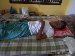 Help Shankar To Fight Cancer.