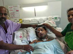 Help Mohan Raj to Recover Axonal Brain Injury