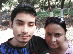 Help Sayan Bring His Mother Back From A Heart Leakage