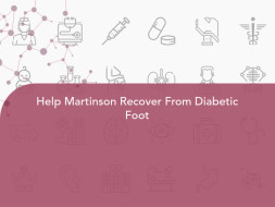Help Martinson Recover From Diabetic Foot