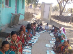 Help us train people in Drought prone area