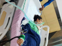 Help Pandu Bhargav Recover From Major Accident