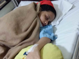Help 19 year old girl Husna to Fight with Cancer