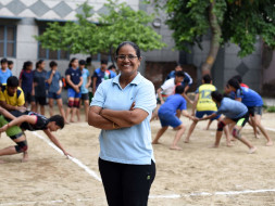 Support this Kabaddi coach to help girls chase their dreams