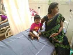 Help Baby Sai Thanish Fight Cancer