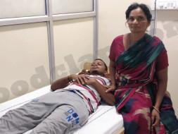 Raju Fight Brain Cancer