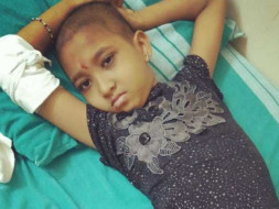 Help Shravya (9 year old girl) fight All Cancer