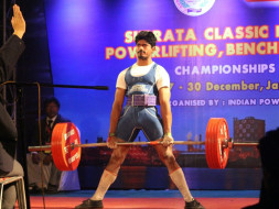 Help Kartick Participate in Power Lifting Championship