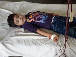 Help My Son Anup Fight Thalassemia Major And Undergo A BMT