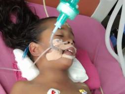 Help Khathija's To Undergo Treatment!