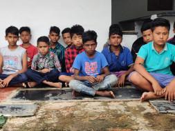 """""""Veer Savarkar"""" A caring home for destitute and deprived children."""